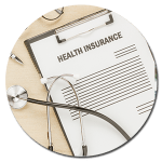 Outsourcing medical insurance services