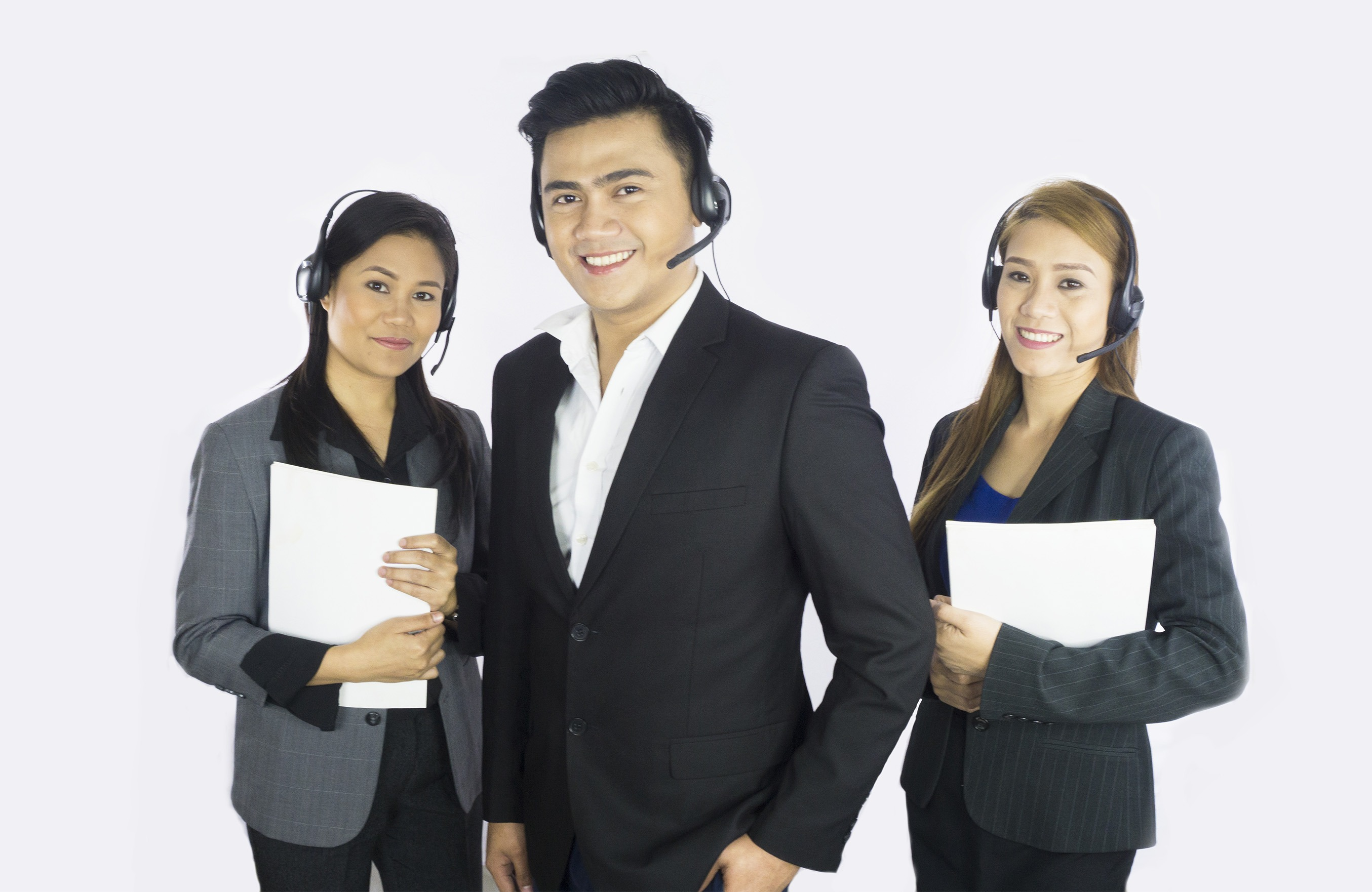 committed call center agents